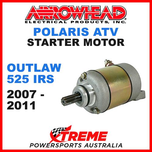 Polaris Outlaw 525 >> Arrowhead Polaris Outlaw 525 IRS 2007-2011 Starter Motor ...