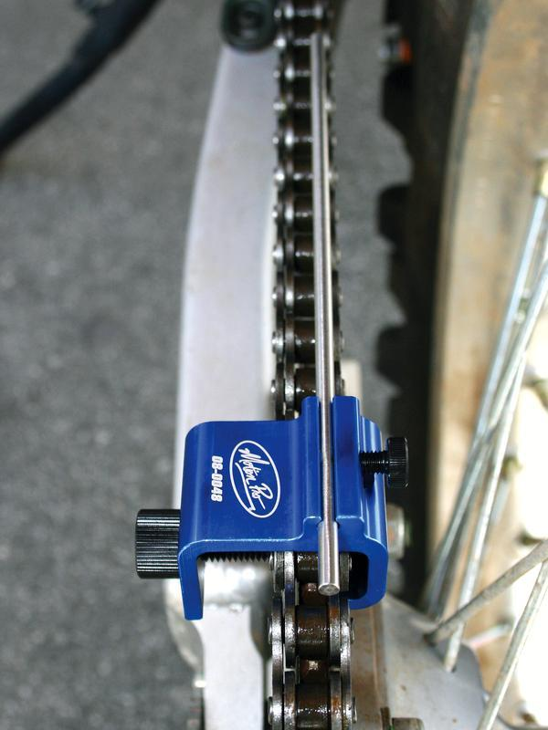 Details about Motion Pro Rear Sprocket/Chain Alignment Tool Motorcycle  08-080048