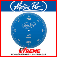Motion Pro Degree Wheel, Engine Timing Check/Set Ignition & Cam Timing 08-080092