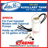"Motion Pro 1/4"" Fuel Line Deluxe Auxiliary Tank FI / Carb Motorcycles 08-080189"