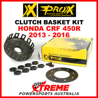 ProX 17.1413F Honda CRF450R CRF 450R 2013-2016 Clutch Basket 22100-MEN-A70