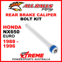 All Balls 18-7004 Honda NX650 (EURO) 1988-1996 Rear Brake Caliper Bolt Kit