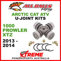 19-1001 Arctic Cat 1000 Prowler XTZ 2013-2014 All Balls U-Joint Kit