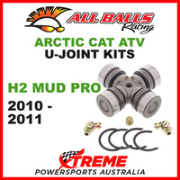19-1001 Arctic Cat H2 Mud Pro 2010-2011 All Balls U-Joint Kit