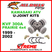 19-1002 19-1007 Kawasaki KVF300A Prairie 4x4 1999-2002 All Balls U-Joint Kit