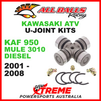 19-1002 19-1009 Kawasaki KAF950 Mule 3010 Diesel 2001-2008 All Balls U-Joint Kits
