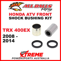 All Balls 21-0008 Honda ATV TRX400EX 2008-2014 Lower Front Shock Bushing Kit
