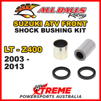 All Balls 21-0008 Suzuki ATV LT-Z400 LTZ400 2003-2013 Lower Front Shock Bushing Kit