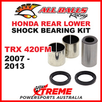 21-1010 HONDA REAR ATV LOWER SHOCK BEARING KIT TRX420FM TRX 420FM 2007-2013