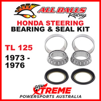 22-1002 Honda TL125 TL 125 1973-1976 Steering Head Stem Bearing & Seal Kit