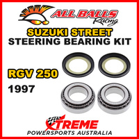 22-1003 Suzuki RGV250 RGV 250 1997 Steering Head Stem Bearing & Seal Kit