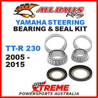 22-1004 STEERING HEAD STEM BEARING KIT YAMAHA TT-R230 TTR230 2005-2015