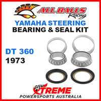 ALL BALLS 22-1008 STEERING HEAD STEM BEARING KIT YAMAHA DT360 DT 360 1973