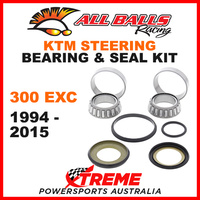 22-1026 KTM 300 EXC 300EXC 1994-2015 Steering Head Stem Bearing Kit MX Dirt Bike