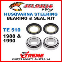 22-1032 Husqvarna TE510 TE 510 1988 & 1990 Steering Head Stem Bearing Kit