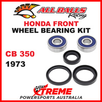 25-1307 Honda CB350 CB 350 1973 Front Wheel Bearing Kit