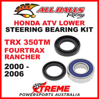 25-1459 Honda ATV TRX350TM Fourtrax Rancher 2000-2006 Lower Steering Stem Kit