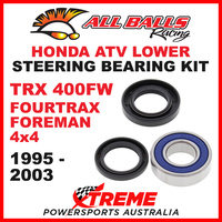 25-1459 Honda ATV TRX400FW Fourtrax Foreman 1995-2003 Lower Steering Stem Kit