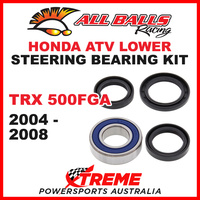 25-1462 Honda ATV TRX500FGA TRX 500FGA 2004-2008 Lower Steering Stem Kit