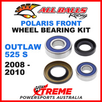 25-1500 Polaris Outlaw 525 S 2008-2010 Front Wheel Bearing Kit