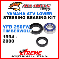 25-1515 Yamaha YFB250FW Timberwolf 1994-2000 ATV Lower Steering Stem Kit