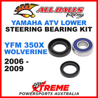 25-1515 Yamaha YFM350X Wolverine 2006-2009 ATV Lower Steering Stem Kit