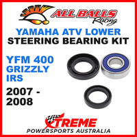 25-1515 Yamaha YFM400 Grizzly IRS 2007-2008 ATV Lower Steering Stem Kit
