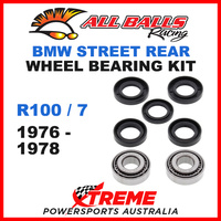 All Balls 25-1523 BMW R100/7 R100 7 1976-1978 Rear Wheel Bearing Kit