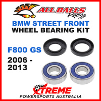 All Balls 25-1647 BMW F800GS 2006-2013 Front Wheel Bearing Kit