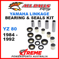 27-1001 Yamaha YZ80 YZ 80 1984-1992 Linkage Bearing Kit