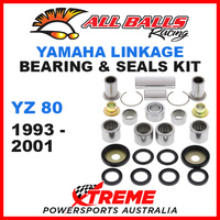 27-1058 Yamaha YZ80 YZ 80 1993-2001 Linkage Bearing Kit