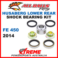 27-1089 Husaberg FE450 FE 450 2014 Rear Lower Shock Bearing Kit