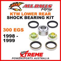 27-1089 KTM 300EGS 300 EGS 1998-1999 Rear Lower Shock Bearing Kit