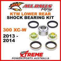 27-1089 KTM 300XC-W 300 XC-W 2013-2014 Rear Lower Shock Bearing Kit