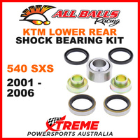 27-1089 KTM 540SXS 540 SXS 2001-2006 Rear Lower Shock Bearing Kit