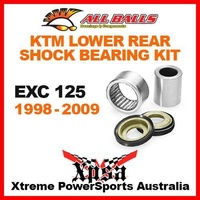 Lower Rear Shock Bearing Kit KTM 125 EXC 125EXC EXC125 98-2009, All Balls 27-1089