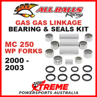 All Balls 27-1118 Gas Gas MC250 WP 2000-2003 Linkage Bearing Kit