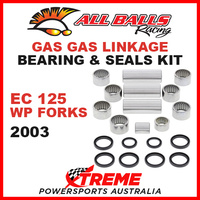 All Balls 27-1118 Gas Gas EC125WP 2003 Linkage Bearing Kit
