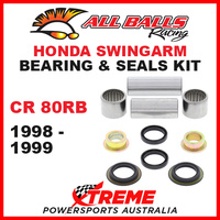 28-1018 MX Swingarm Bearing Kit Honda CR80RB 1998-1999 Off Road