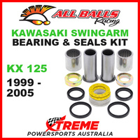 28-1044 Kawasaki KX125 KX 125 1999-2005 Swingarm Bearing & Seal Kit MX Dirt Bike