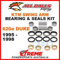 ALL BALLS 28-1087 MX SWINGARM BEARING KIT KTM 620e DUKE 620cc 1995-1998 STREET