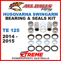 28-1168 Husqvarna TE125 TE 125 2014-2015 Swingarm Bearing Kit