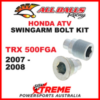 28-2001 Honda ATV TRX 500FGA TRX500FGA 2007-2008 Swingarm Bolt Kit
