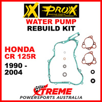 ProX Honda CR125R CR 125 1990-2004 Water Pump Repair Kit 33.57.1219
