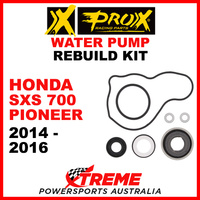 ProX Honda SXS700 SXS 700 Pioneer 2014-2016 Water Pump Repair Kit 33.57.1623