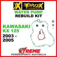ProX Kawasaki KX125 KX 125 2003-2005 Water Pump Repair Kit 33.57.4223