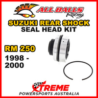 All Balls 37-1001 Suzuki RM250 RM 250 1998-2000 Rear Shock Seal Head Kit
