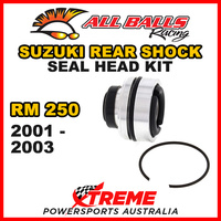 All Balls 37-1002 Suzuki RM250 RM 250 2001-2003 Rear Shock Seal Head Kit
