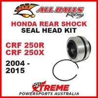 Rear Shock Seal Head Kit Honda CRF250R CRF250X CRF 250R 250X 2004-2015, All Balls 37-1126