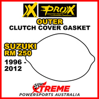 ProX For Suzuki RM250 RM 250 1996-2012 Outer Clutch Cover Gasket 37.19.G3396